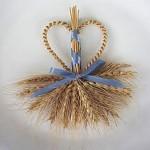 Czech straw ornament