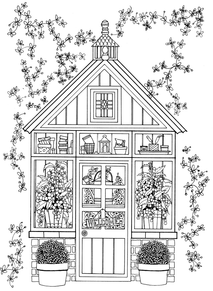 printable character building coloring pages - photo#34