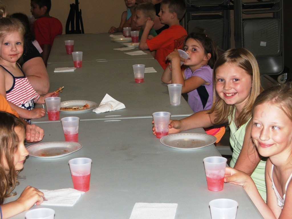 Pizza party 6-9-15 033