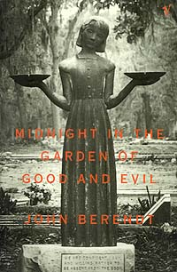 "Book:970618.00.01:Pic:Supplied:Sun Herald News (22 June). Cover of John Berendt's book ""Midnight in the Garden of Good and Evil""."